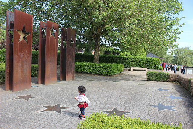 Day trip from Luxembourg - Monument of Schengen Agreement