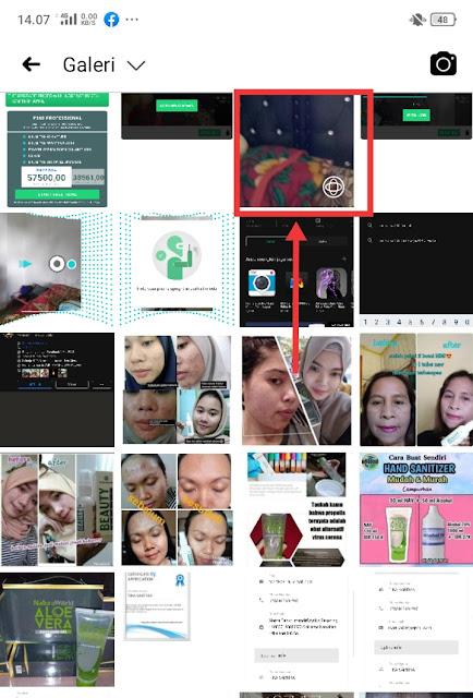 Membuat Foto Sampul FB Bergerak 360 Derajat, cara membuat sampul FB bergerak, cara membuat foto sampul Facebook bergerak, cara membuat foto sampul FB animasi