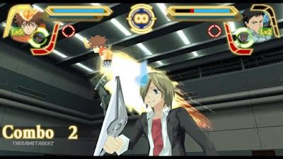 Katekyoo Hitman Reborn! Kizuna no Tag Battle PSP ISO for Android