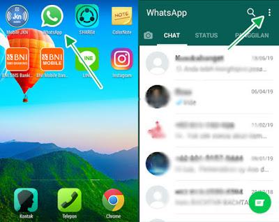 Cara Mengetahui WA Disadap Pakai Whatsapp Web