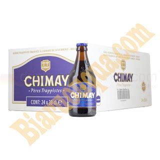 Thùng bia Chimay xanh 24 chai