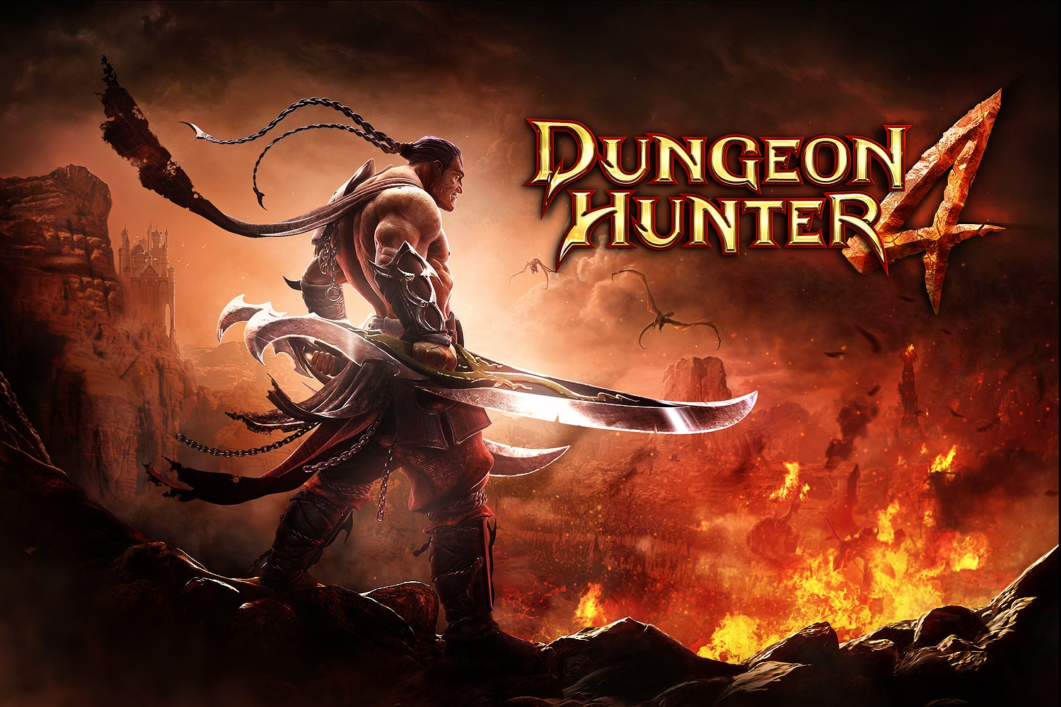 download dungeon hunter mod apk