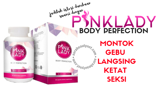 Pink Lady Body Perfection Original - All In One Women Supplements