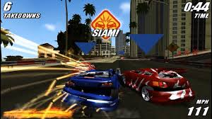 Burnout Legend PPSSPP ISO