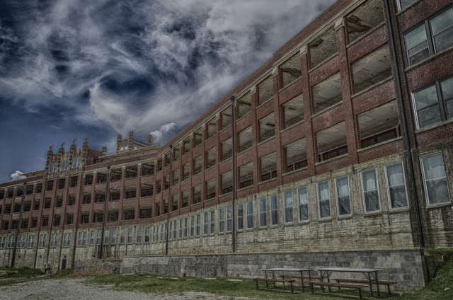 Most Haunted Place on Earth