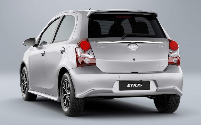 Toyota Etios 2019 Automático - Preço