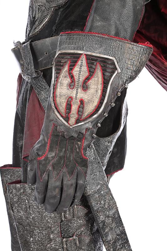 Sleepy Hollow Headless Horseman costume glove