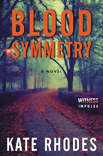 Book Showcase: Blood Symmetry by Kate Rhodes