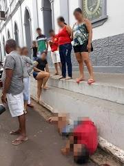 Homem é encontrado inconsciente próximo ao Santuário de São Benedito em Pedreiras