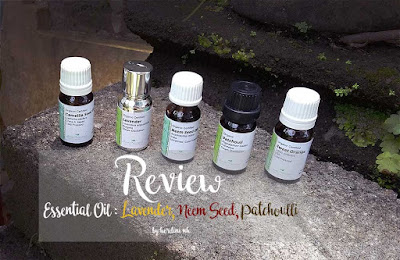 Review Essential Oils