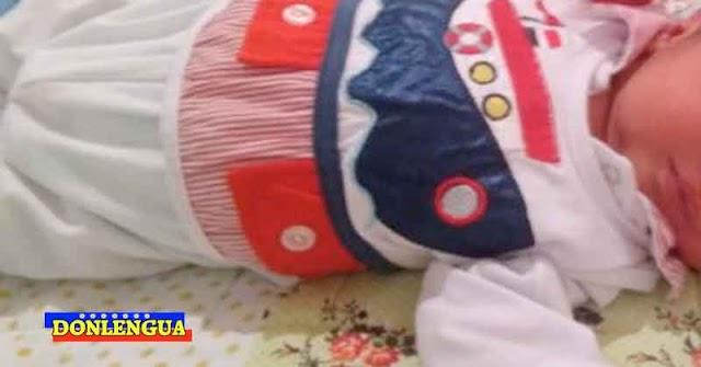 Apureña vendió a su hija de 4 días para ganarse unos dólares extra