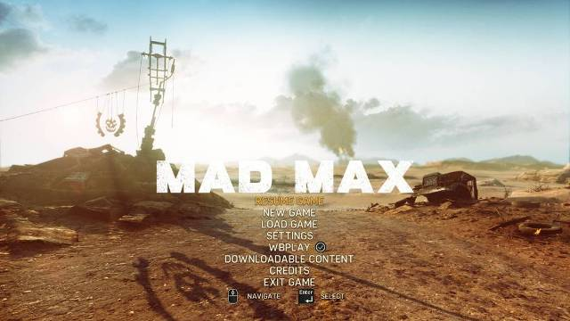 Download Mad Max PC Games