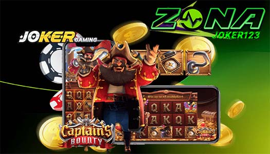 Situs Slot Joker Gaming Uang Asli Terpercaya
