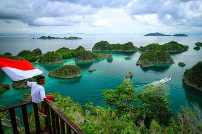 Keindahan Pulau Raja Ampat