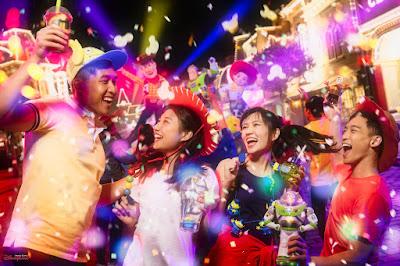 """Disney, HKDL, Hong Kong Disneyland, 迪士尼, 香港迪士尼樂園, 3公里「彼思好友夜跑派對」, 3K """"Pixar Pals Night Run Party"""", 「香港迪士尼樂園10K Weekend 2019 – AIA Vitality健康程式全力支持」, """"Hong Kong Disneyland 10K Weekend 2019 – Presented by AIA Vitality"""""""