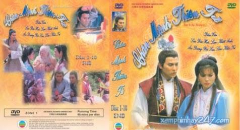 [TVB] Chân Mệnh Thiên Tử - Heir To The Throne Is (1986) 720p Remux USLT