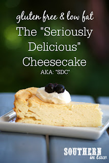 The Seriously Delicious Baked Cheesecake Recipe