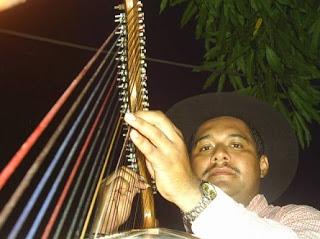 APURE PURO LLANO: Daniel Villanueva el Rey de los bordones.
