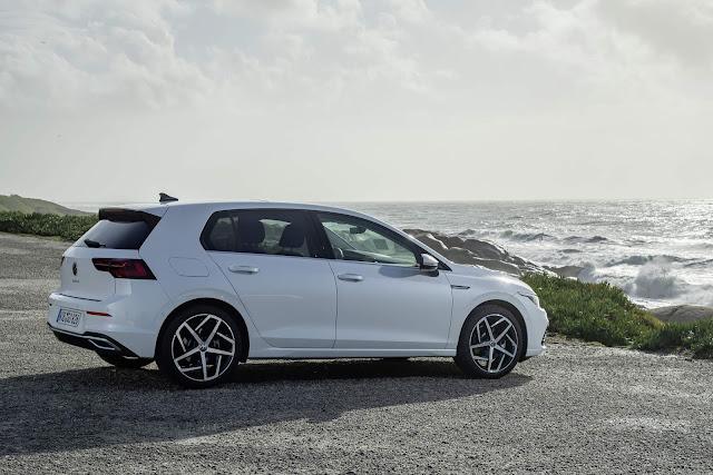 Novo Golf 2020 (Mk8) tem revisões a cada 2 anos - Europa