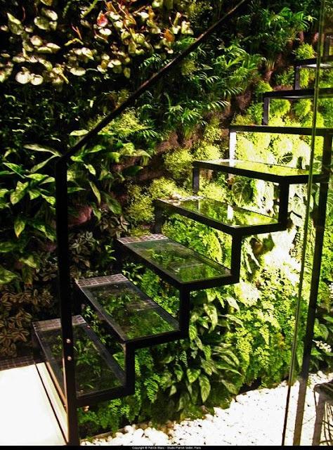 outside staircase design
