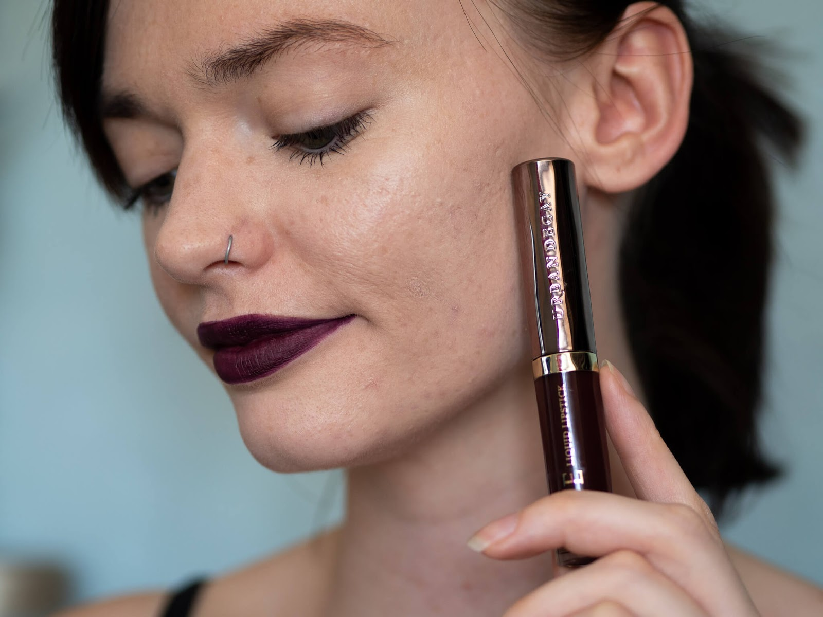 Urban Decay Blackmail Liquid Lipstick