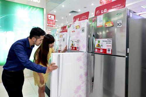 bảo hành tủ lạnh
