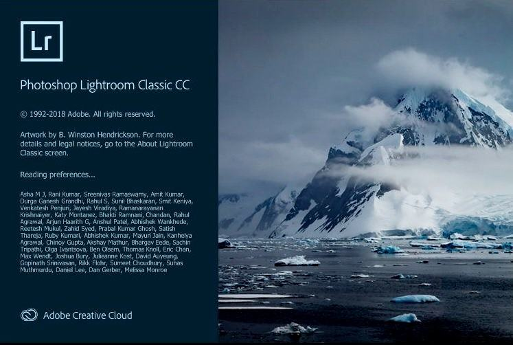 Download Adobe Photoshop Lightroom Classic CC 2019 Full Version