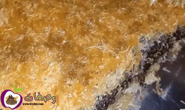 طريقة عمل الكنافة بالنوتيلا الشيف حسن