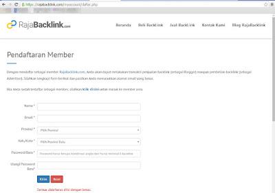 Rekomendasi Situs Jual Beli Backlink Berkualitas dan Terpercaya