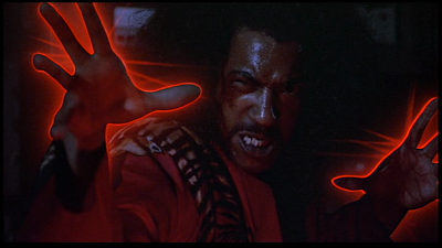 The Last Dragon Sho'nuff Glow