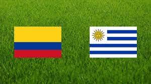 مشاهدة مباراة كولمبيا وأوروجواي بث مباشر اليوم