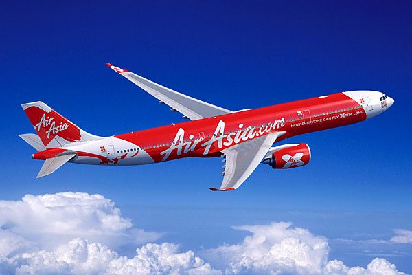 US AirAsia X Flights