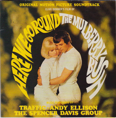 The Spencer Davis Group / Traffic /Andy Ellison – Here We Go 'Round The Mulberry Bush (OST)  1968