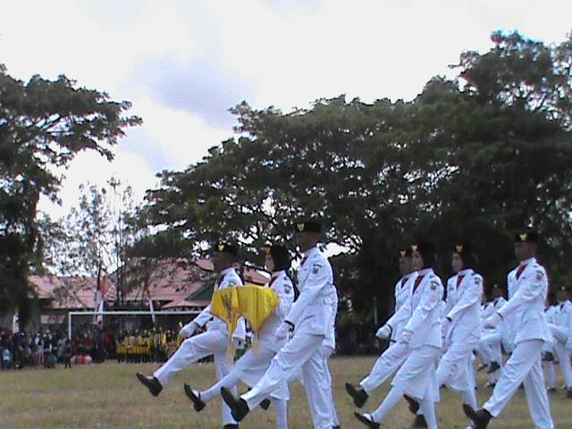 Lensa Pewarta, Upacara HUT RI, Ke 74 di Kabupaten Kepulauan Selayar