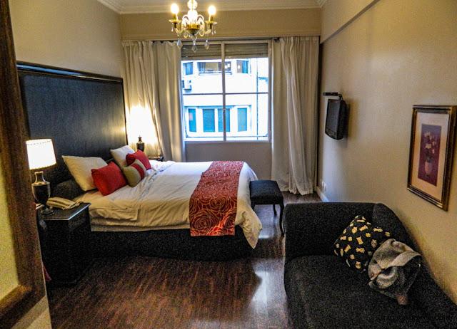 Hotel Unique Luxury Park Plaza, Recoleta, Buenos Aires, Argentina
