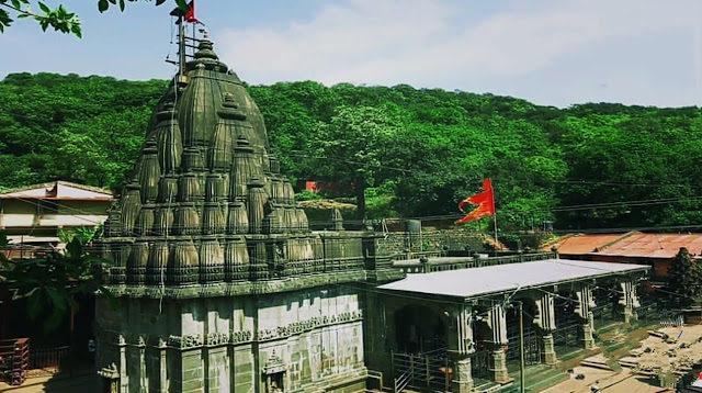 Bhimashankar Temple.