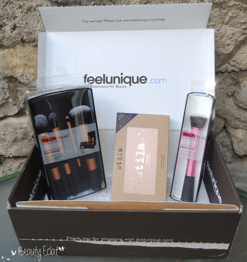 haul beaute feelunique