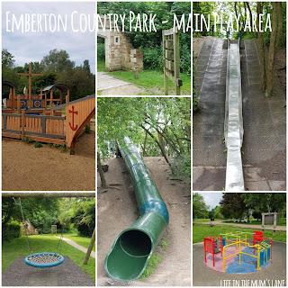 Parks and Playgrounds in Northamptonshire - Emberton Park