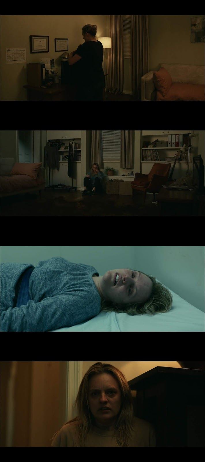 El Hombre Invisible (2020) Full HD 1080p Latino