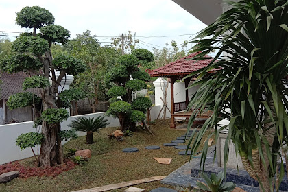 Tukang taman surabaya, jasa pembuatan taman di surabaya