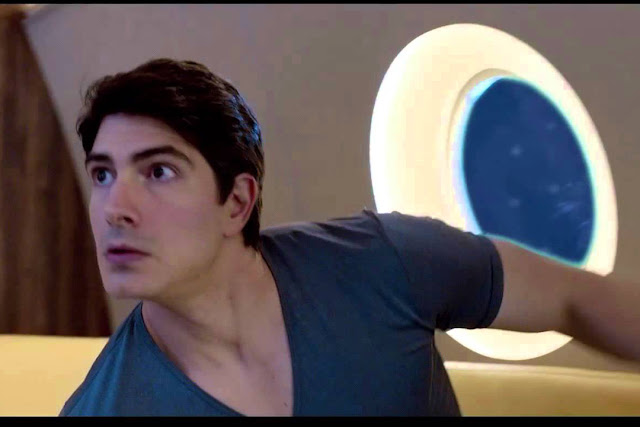 Lost in the Pacific brandon routh