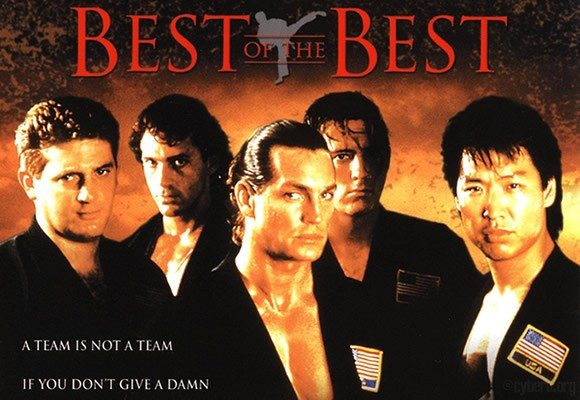 ... do filme Best of the Best - Momento da Justiça
