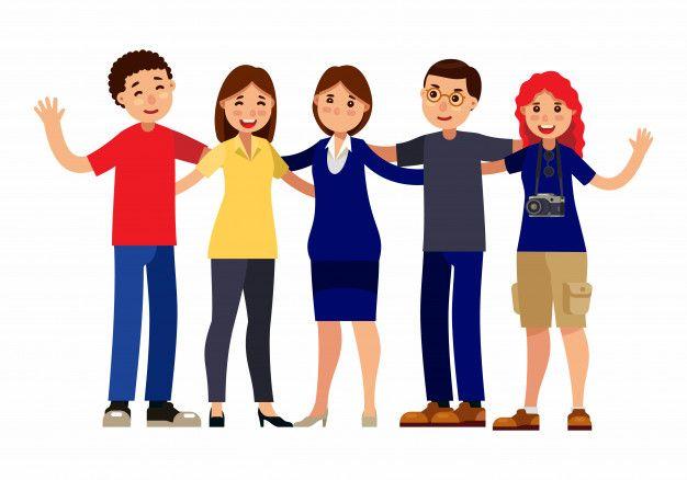 15 Bentuk Kerja Sama di Rumah, Sekolah dan Masyarakat