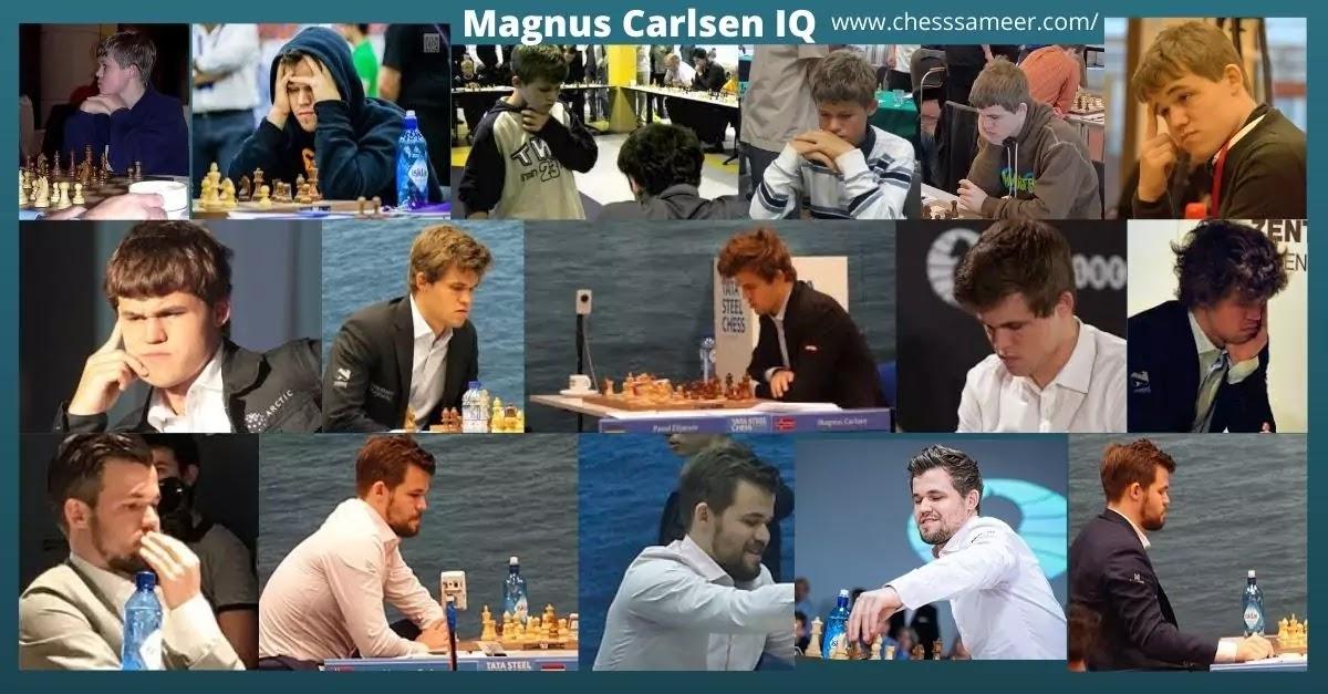 Magnus Carlsen IQ