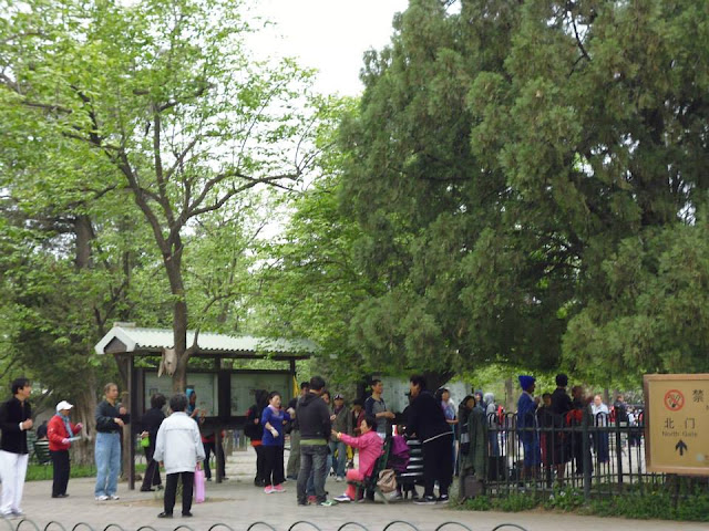 Parque Tiantan Gongyuan (Templo del Cielo) (Beijing) (@mibaulviajero)