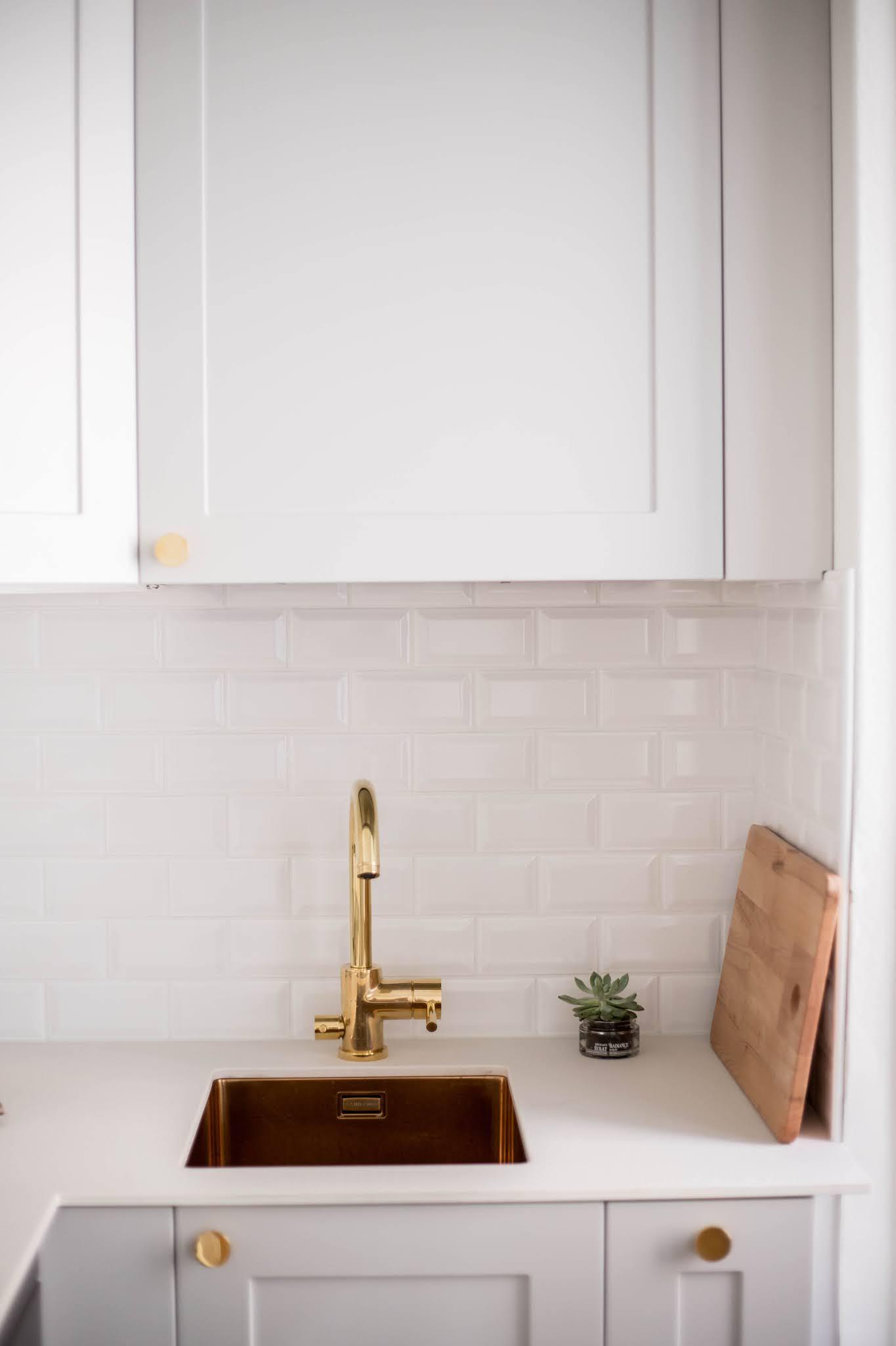 Minimalistinen skandinaavinen keittiö, A.S. Helsingö // Minimalist Scandinavian kitchen