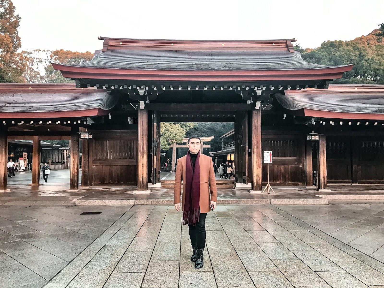 Tokyo Yoyogi Park and Meiji Jingu Shrine, Yoyogi Park, what to do in Tokyo, Japan travel guide, thedailyposh, the posh traveler, travel guide in Tokyo,
