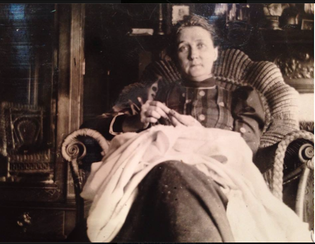 oleatha didawick rathell photo