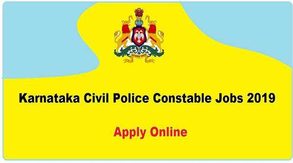 Karnataka State 163 (Civil Police Constable) 2019 Notification
