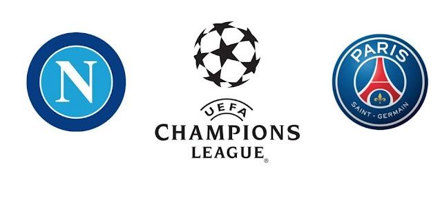 Napoli vs PSG: Como y Cuando Ver EN VIVO por TV